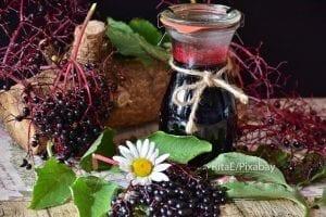 Früchtetee Vitaminkraft 180g - Der Vitamintee - Beeren Tee mit Vitamin C