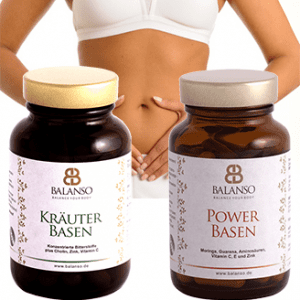 Balanso Basen und Mikronährstoffe
