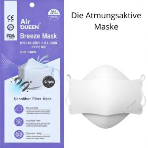 Die Atmungsaktive Maske